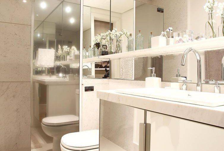 Box para Banheiro:  Confira +54 Modelos Lindos e Inspiradores