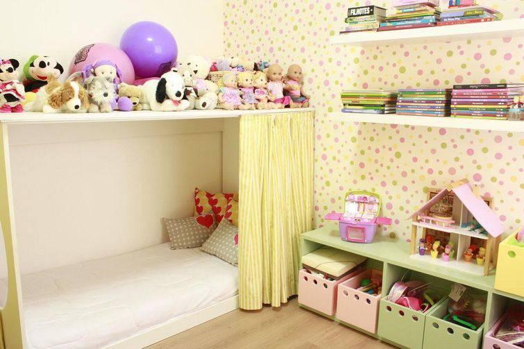 decoração de quarto infantil apartamento