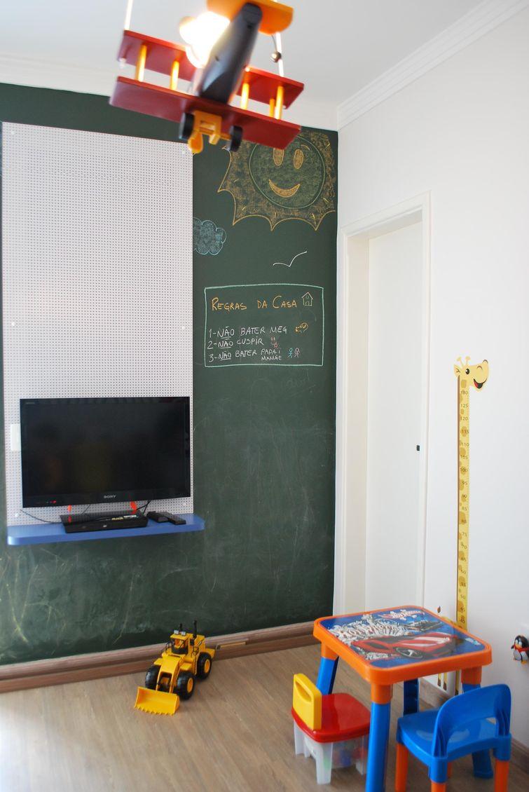decoração de quarto infantil projetica