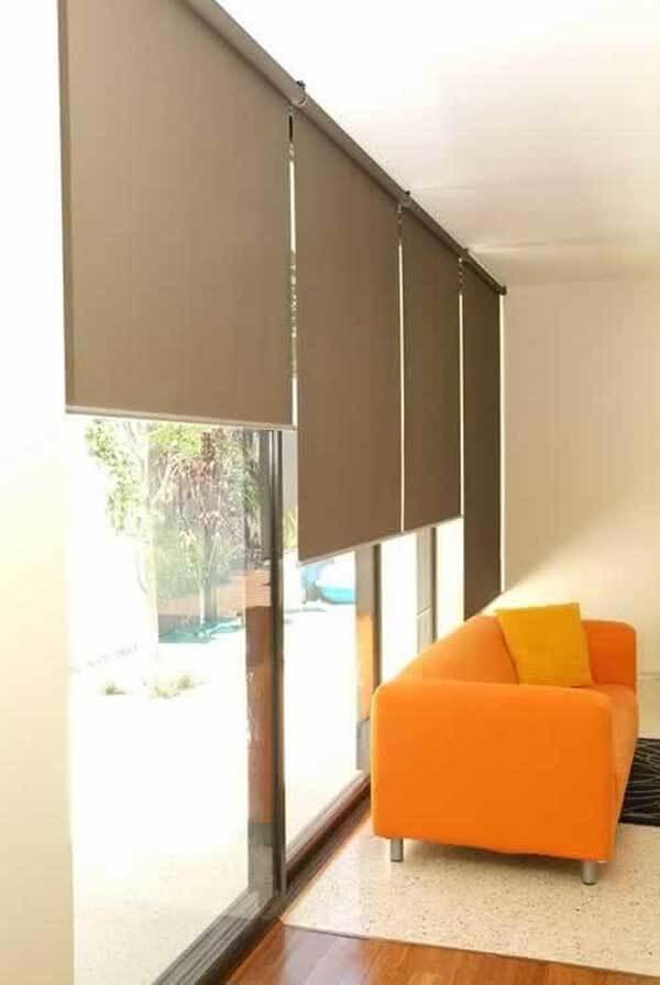 Modelos de cortinas com sistemas blackout