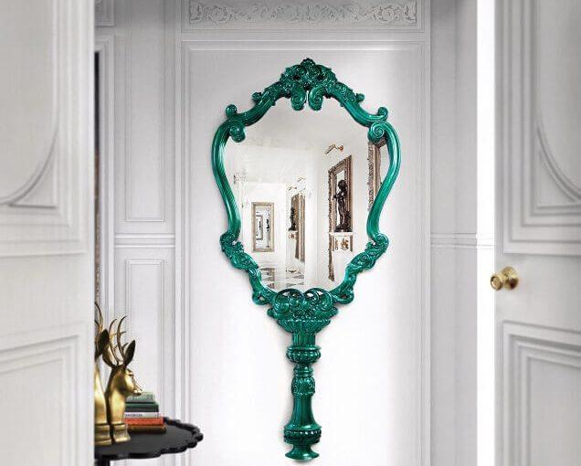 Espelho Provençal: +64 Modelos Lindos que Nunca Saem De Moda