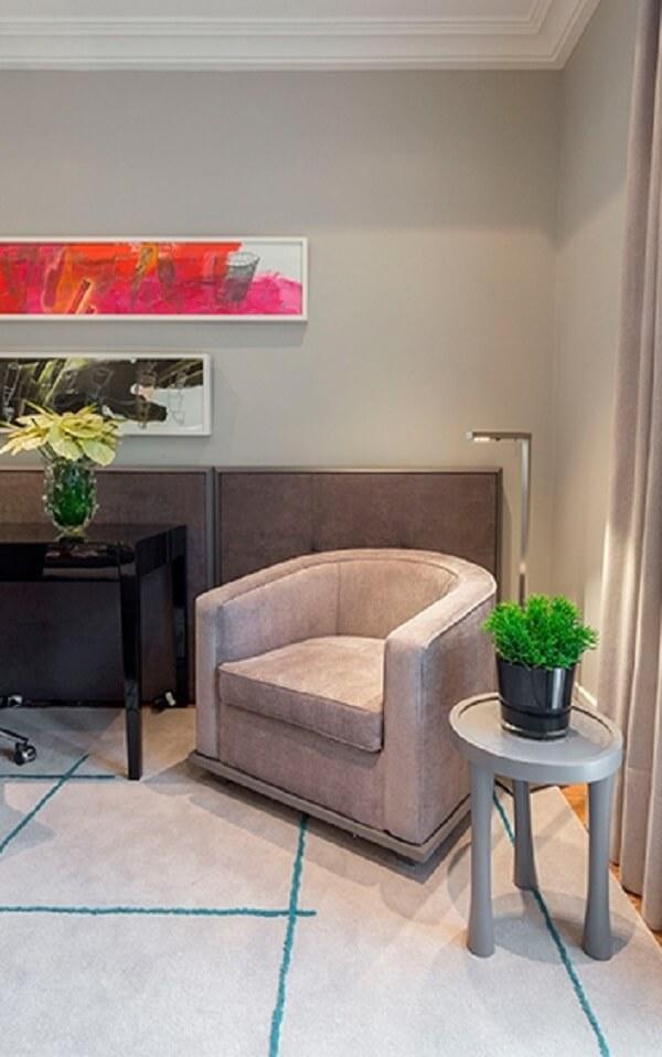 Invista em itens práticos e funcional para o ambiente de quarto compartilhado