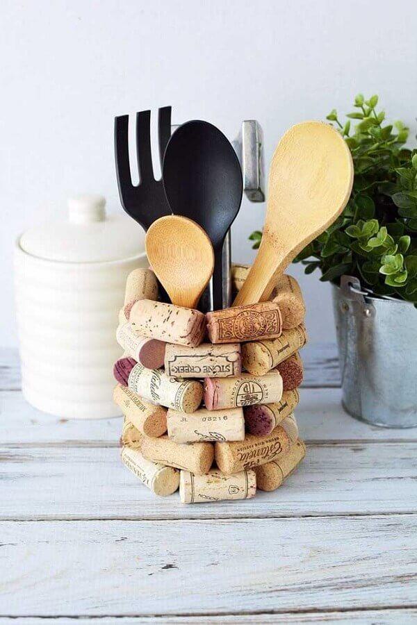 dicas de decoração barata para cozinha Foto Do It And How
