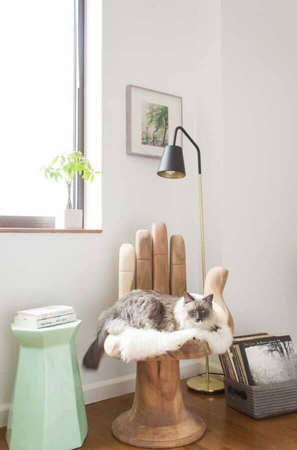 dicas de decoração para casa com móveis diferentes Foto Pinterest