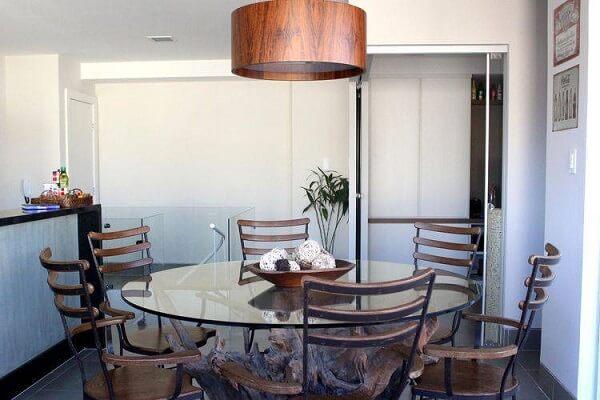 os lustres para sala de jantar combinam perfeitamente com a decoração
