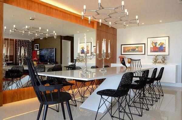 opte colocar lustres para sala e deixe o seu espaço moderno e inovador