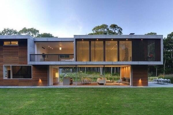 Casa-container-com-fachada-de-vidro