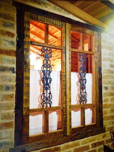 Grades para janelas de ferro Projeto de Marta Lilianne Grucci