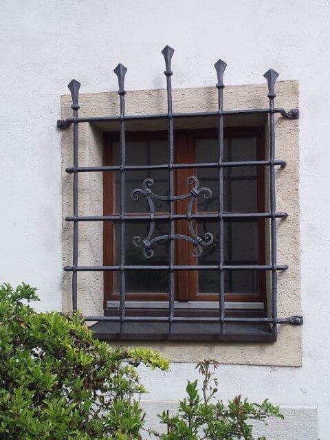 Grades para janelas de ferro