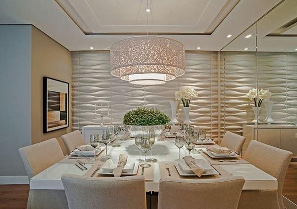 lustres para sala de jantar