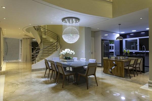 Lustres Para Sala: +75 Modelos Incríveis Para a Sua Casa