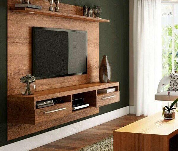 Painel Para TV: +70 Modelos Que Deixam Qualquer Sala Linda