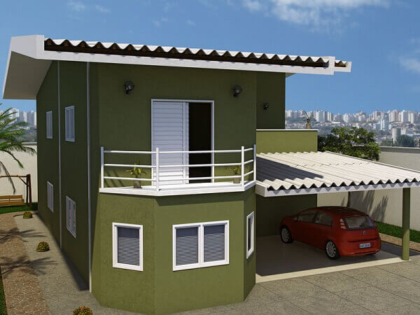 tipos de telhas calhetão