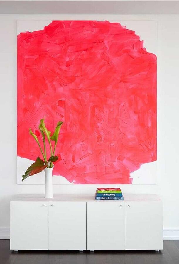 decoração vermelho e branco Foto Zozu