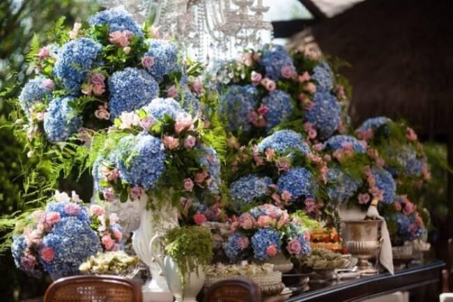 Flores da primavera para decorar a casa