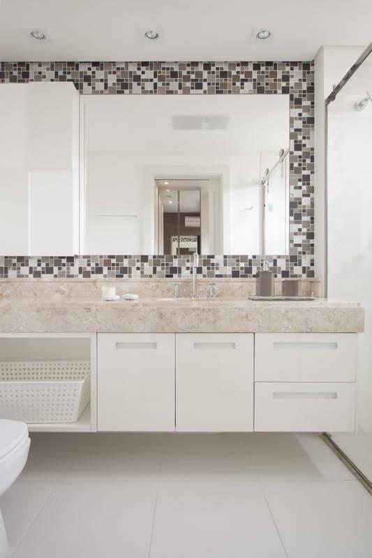 moveis planejados banheiro com pastilha ornare 21872