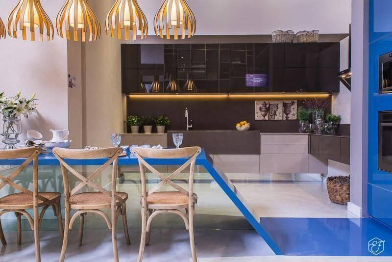 moveis planejados detalhe azul hiperbato arquitetura 42763