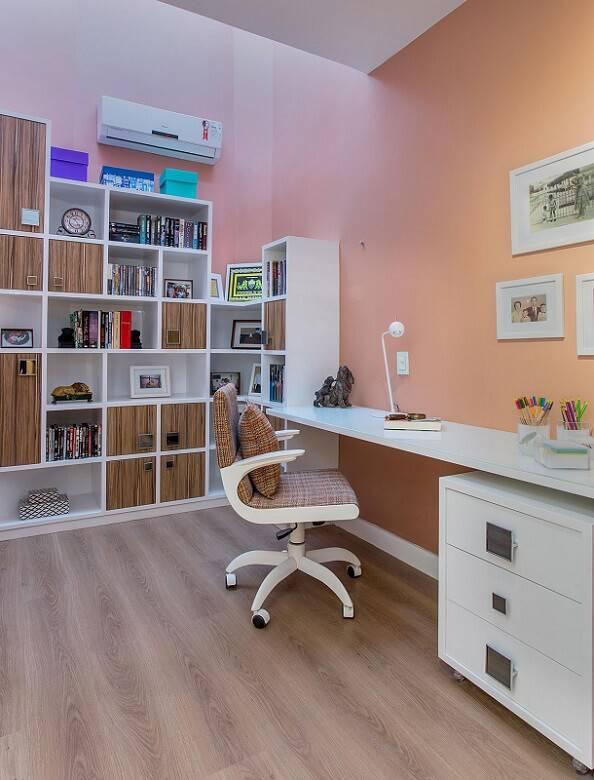moveis planejados home office branco milla holtz 66058