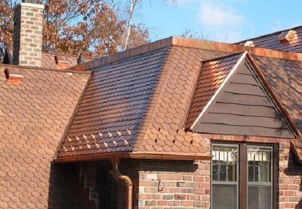 Tipos de telhas germânicas