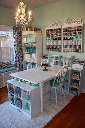 atelier de costura - ateliê de costura branco decorado