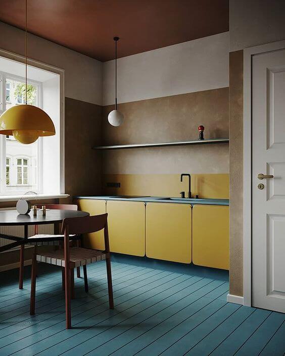 Modelos de armário de cozinha