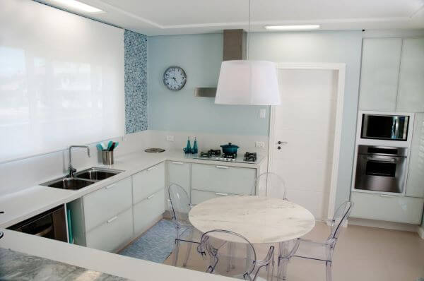 Modelos de cozinha clean