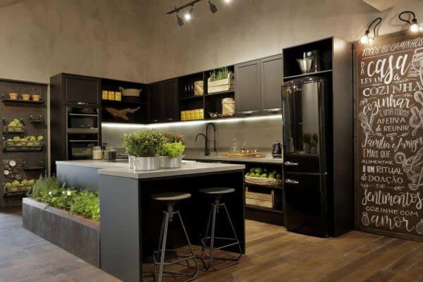 Modelos de cozinha