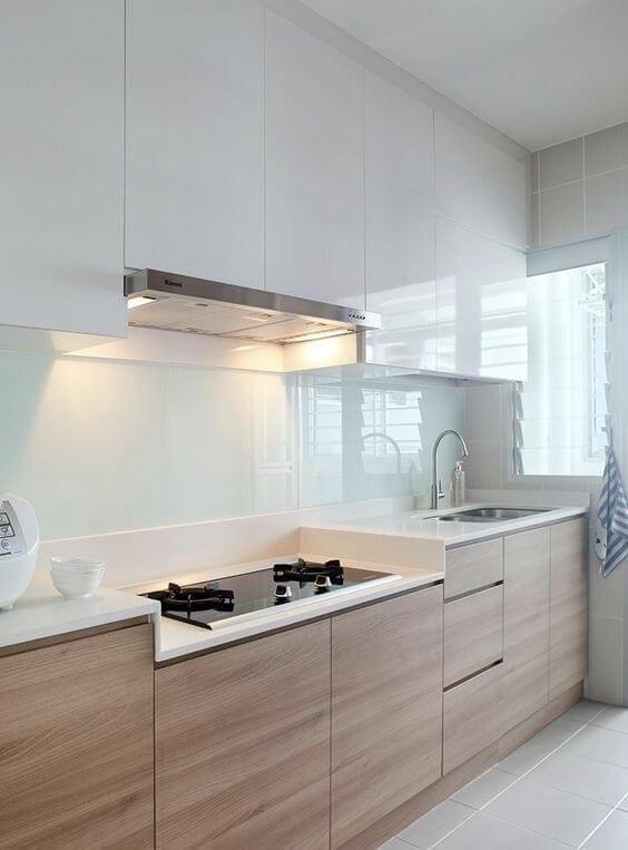 Modelos de cozinha pequena