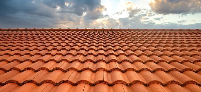 telha portuguesa - telhado de telha portuguesa