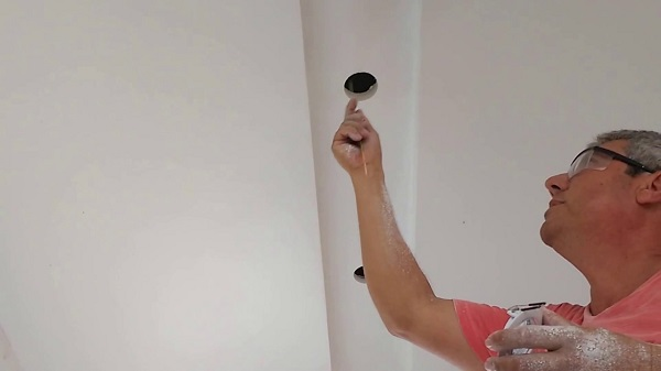 Como instalar Spot de luz embutir no teto