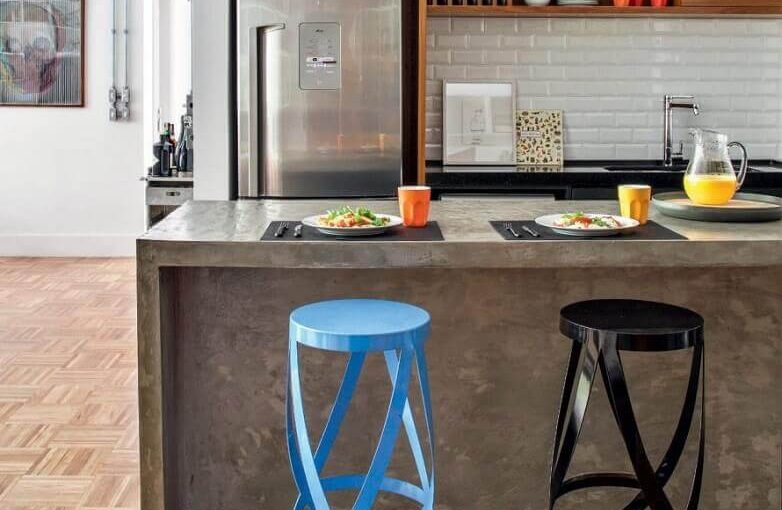 Cozinha com Bancada: Saiba Como Escolher +51 Modelos Inspiradores