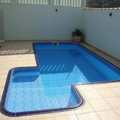 Deixe sua piscina de vinil sempre limpa
