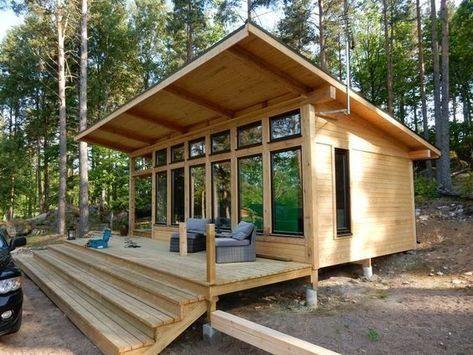 #OKKA: Casas de madeira com arquitetura moderna e elegante! CONFIRA!!