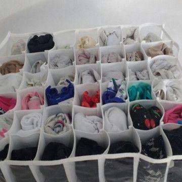 colmeia organizadora - colmeia de calcinhas