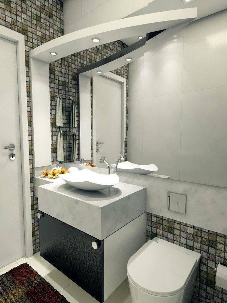 Cuba para banheiro com design moderno