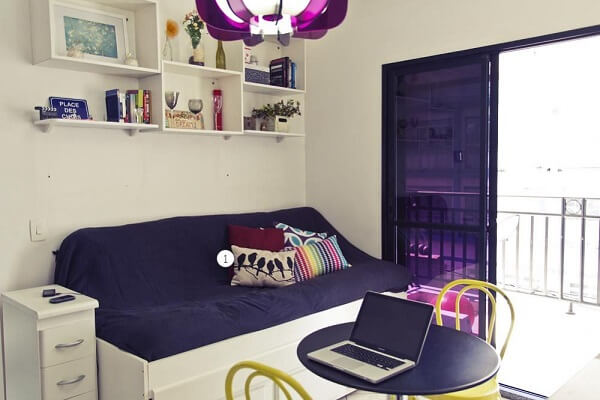 Almofadas decorativas divertidas Projeto de Casa Aberta