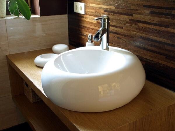 Cuba para banheiro diferenciada
