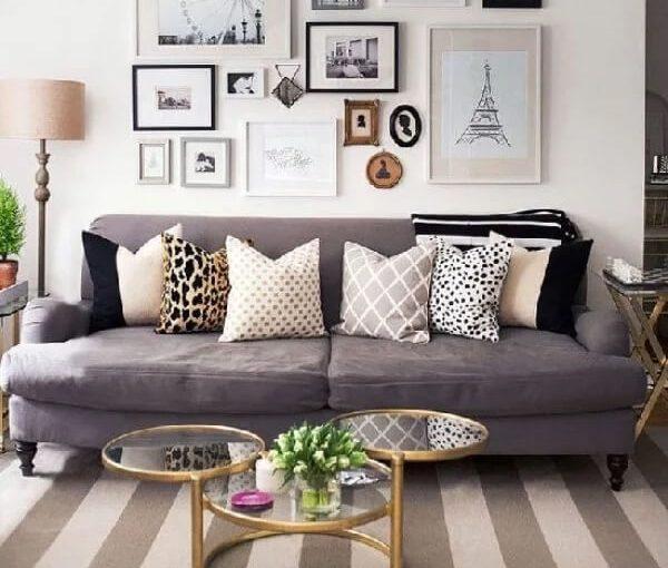 Almofadas Decorativas: +80 Modelos Criativos Para Decorar