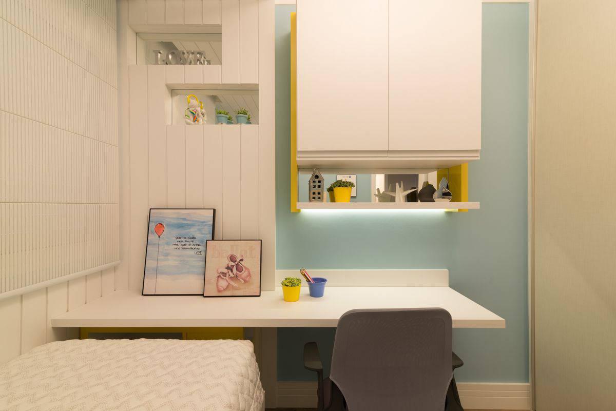 tons pasteis quarto de menina azul com iluminacao danyela correa 156151