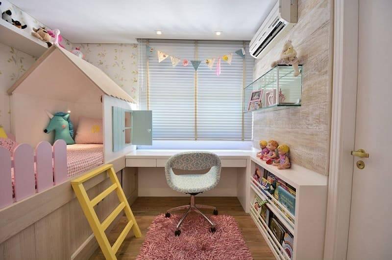 tons pasteis quarto de menina criativo bg arquitetura 158333