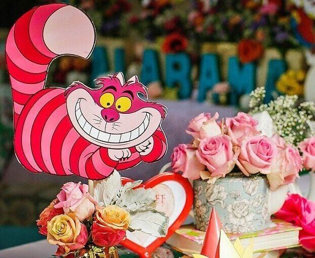 Festa Alice no País das Maravilhas: +87 Dicas para Decorar com esse Tema