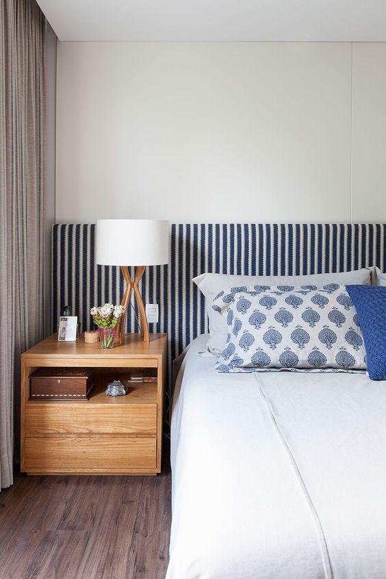 Abajur para quarto moderno