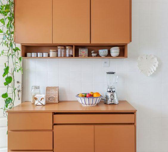 Dicas para Escolher o Melhor Armário de Cozinha Pequeno
