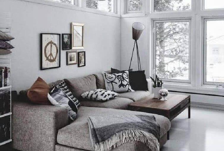 Dicas de Como Usar o Sofá de Canto com Chaise na Sala