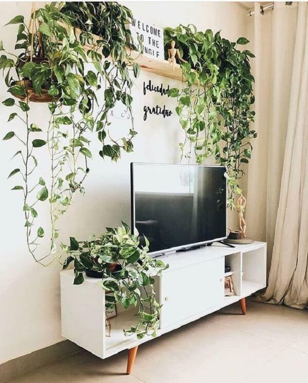 Veja como funciona muito bem de decoração da sua sala