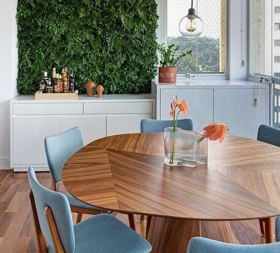Mesa para Varanda Gourmet: +77 Modelos para Usar na Decoração