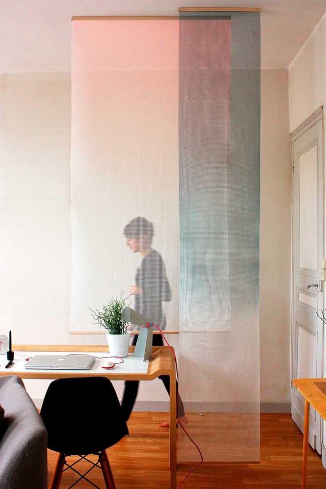 Divisórias para escritório moderno e criativo