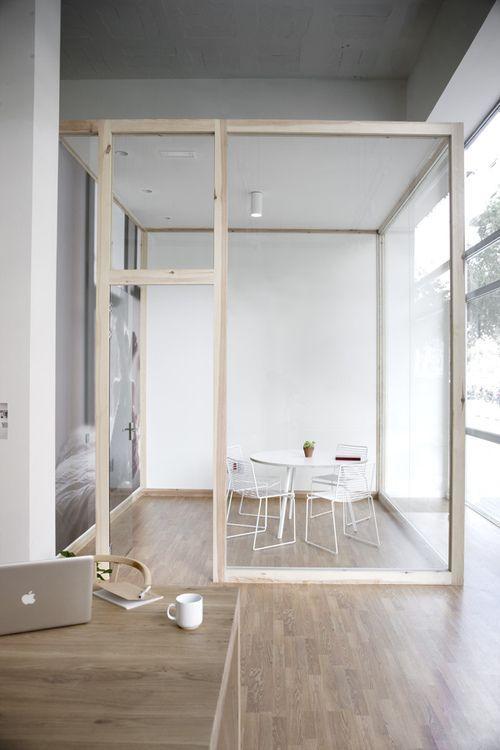 Divisórias para escritorio de vidro são práticas para dividir ambientes