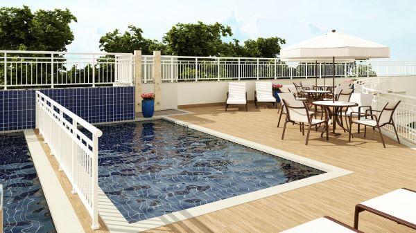 Móveis para piscina infantil e adulto