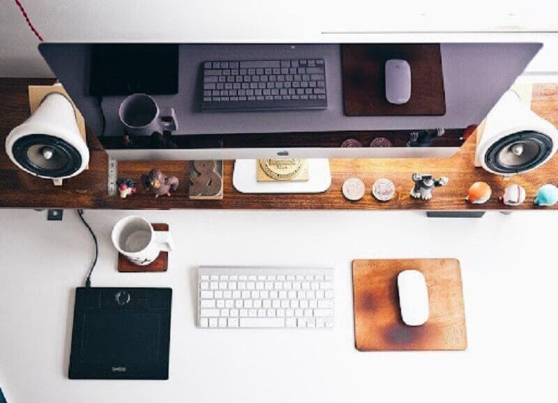 Saiba como montar um home office confortável Foto Pixabay
